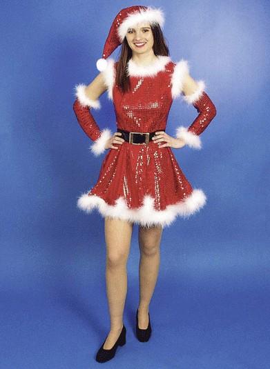Miss Santa rot