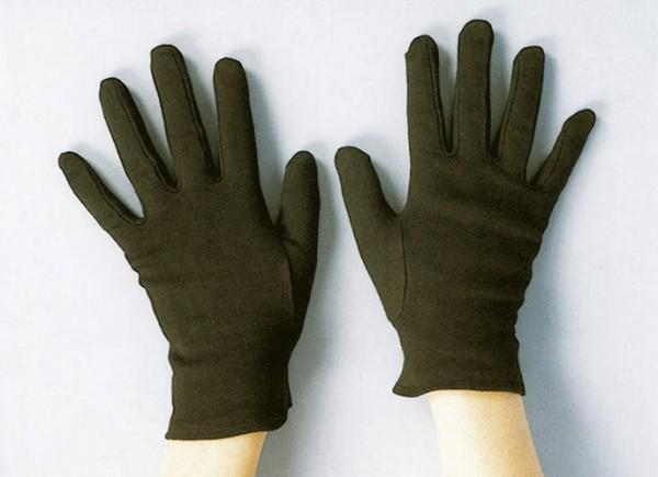 Faschingszubehör Handschuhe weiß oder schwarz
