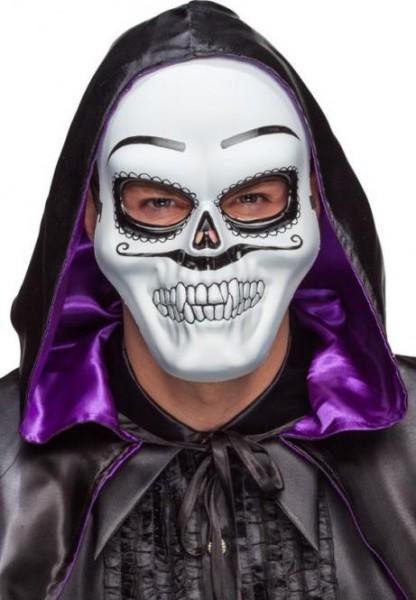 Horrormaske mit Bemahlung