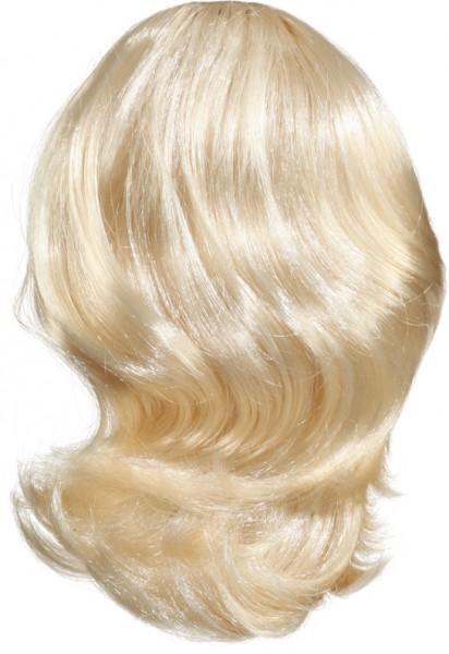 Haarteil, blond