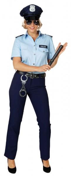 Police Woman (Hose, Bluse) - Größe: 36 - 44
