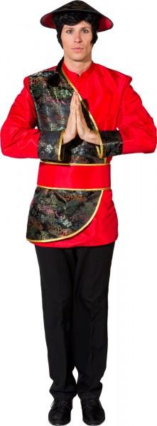Fasching Kostüm Herren Chinese