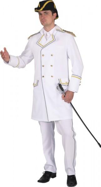 Admiral Anzug (Jacke, Hose) - Größe: 50/52 - 58/60