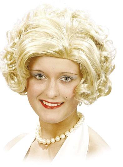 Perücke Marlene, blond