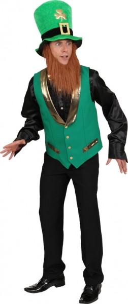 St. Patricks Weste - Größe: 48/50 - 60