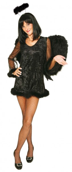 Black Angel (Kleid) - Größe: 36/38 - 44/46