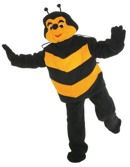Faschingskostüm BIG Biene, Overall, Einheitsgr. bis 56