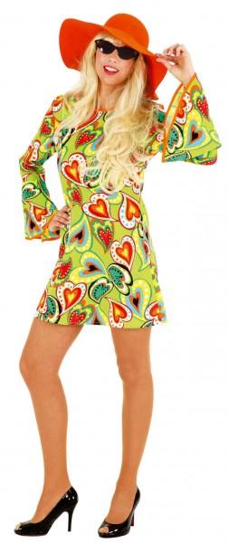 Hippie Kleid Love - Größe: 34 - 44
