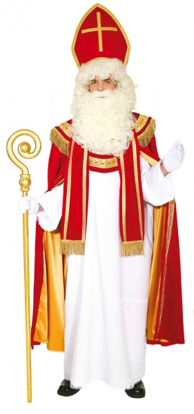 Sankt Nikolaus (Mitra, Gewand, Umhang und Stola)