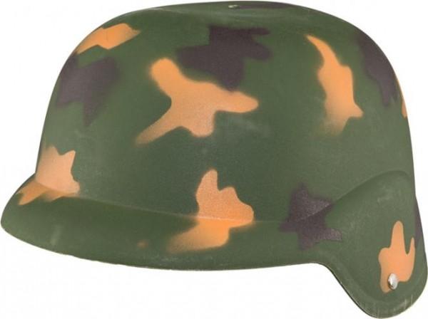 Comouflage-Helm, KW 58