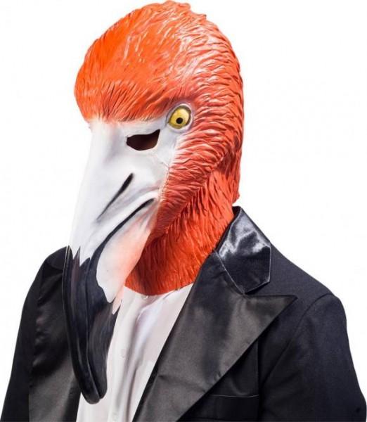 Flamingo Maske, Überziehmaske