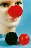 Faschingszubehör Clownnase - Schaumgummi
