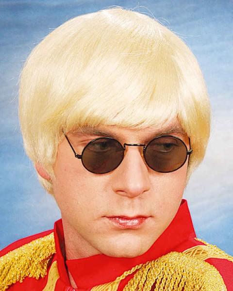 Perücke Music Man, blond