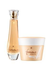 Femme Noblesse Set - Eau de Parfum 50 ml & Körpercreme 200 ml
