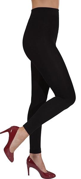 Leggings Thermoleggings schwarz in den Größen S/M bis L/XL