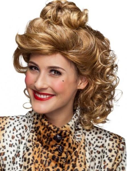 90er Jahre Perücke blond