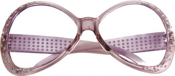 Faschingszubehör Brille Trendy