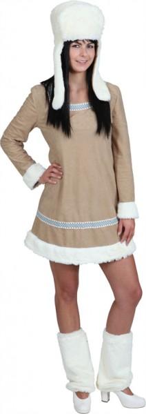 Eskimo Dame (Kleid) in den Größen 36/38 bis 44/46