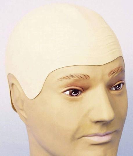 Perücke Glatze