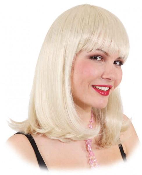 Perücke Sarah, blond
