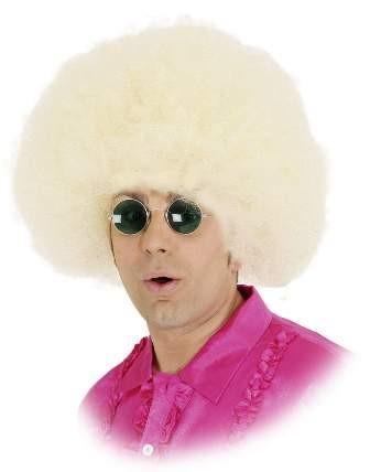 Perücke Afro Jimmy, blond