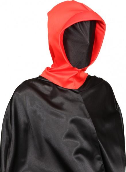 Halloween Maske, rot