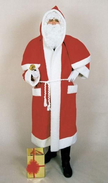 Weihnachtsmantel m. Perlerine