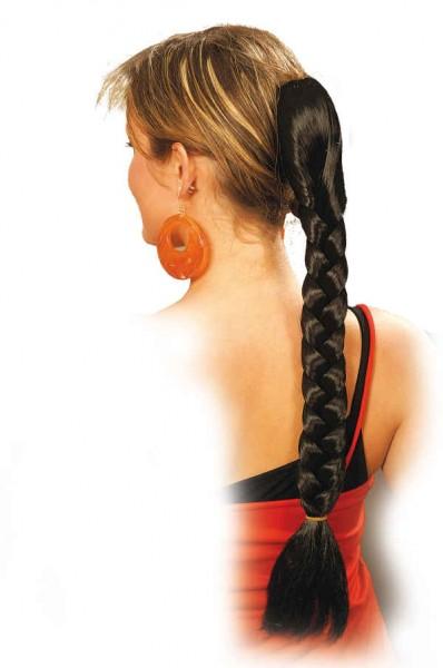 Ansteckzopf mit Ansteckkamm (ca. 50 cm), blond