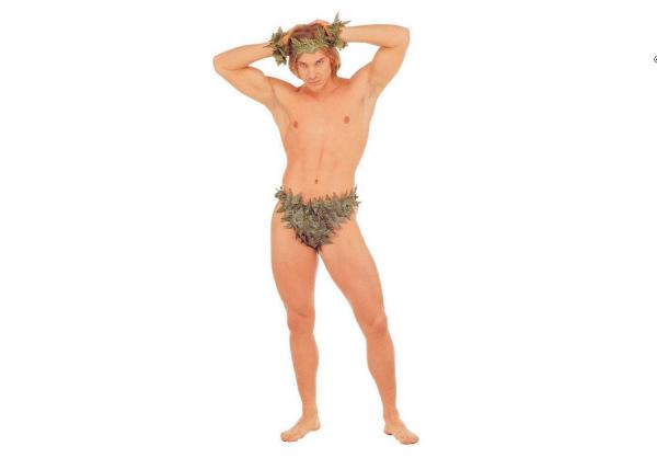 Kostüm Adam Adamskostüm Garten Eden Nackt sexy