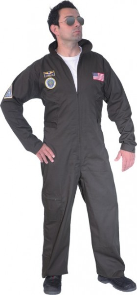 Jet-Pilot (Overall) - Größe: 46/48 - 54/58