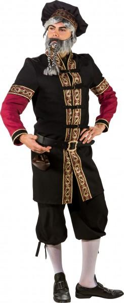 Fasching Kostüm Herren Mittelalter Herr