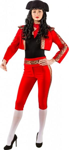 Fasching Kostüm Damen Stierkämpferin