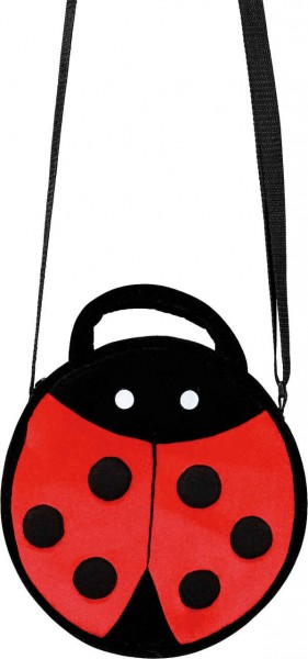 Faschingszubehör: Käfertasche - 100 % Polyester