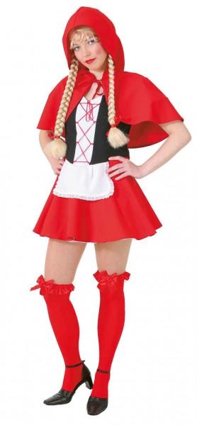 Rotkäppchen (Kleid, Umhang)