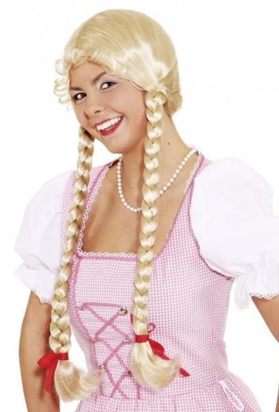 Perücke Lisl, blond